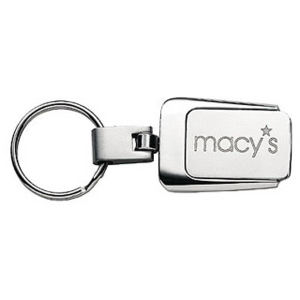 Promotional Metal Keychains-KEY-TAG-K17