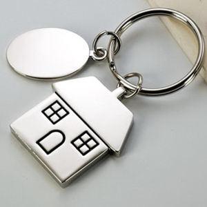 Promotional Metal Keychains-KEY-TAG-K24