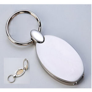 Oval photo and mirror
