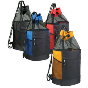Promotional Drawstring Bags-272B-BACKPACK