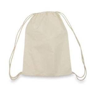 Cotton drawstring bag, 5