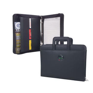 Promotional Zippered Portfolios-77B-PORTFOLIO
