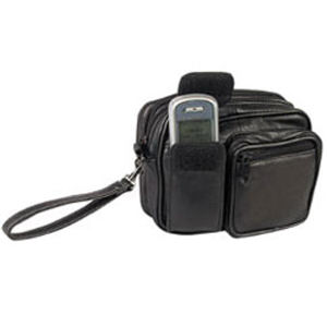 Promotional Leather Portfolios-363B-POUCH