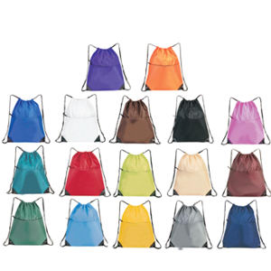 Promotional Drawstring Bags-523B-BAG-BAG