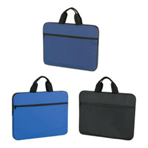Promotional Zippered Portfolios-538B-PORTFOLIO