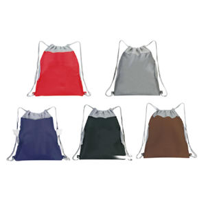 Air mesh drawstring bag