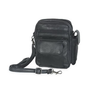 Promotional Leather Portfolios-434B-POUCH-BAG