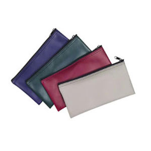 Promotional Vinyl ID Pouch/Holders-432B-BANK-BAG