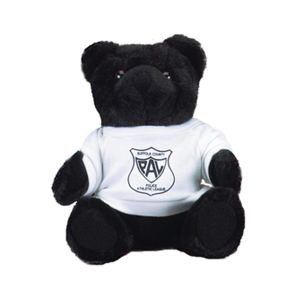 Promotional Stuffed Toys-LX10BLK