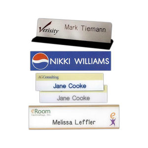 Promotional Nameplates-DP208ACR