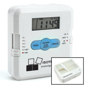 Promotional Desk Clocks-WBPB01