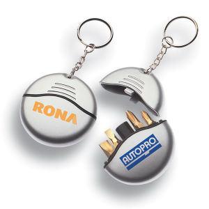Key tag/tool kit is