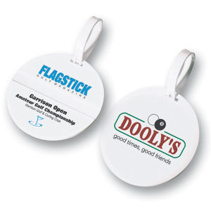 Promotional Golf Bag Tags-9093