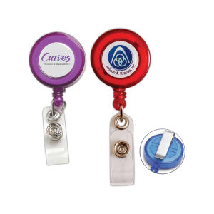 Promotional Retractable Badge Holders-RBROP