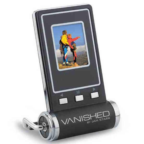 Digital picture frame with