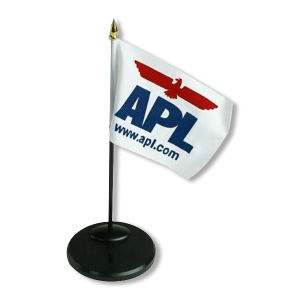 Promotional Desk Flags-DS-46