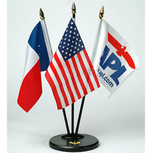 Promotional Desk Flags-DS-346