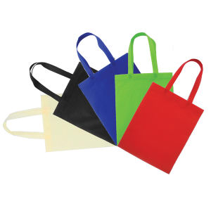 Non-woven polypropylene shopping totebag
