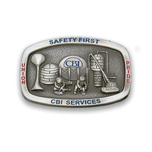 Promotional Belt Buckles-DC-701