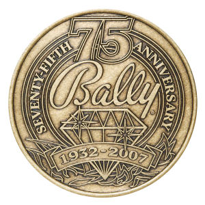 Promotional Tokens & Medallions-AB-450HV