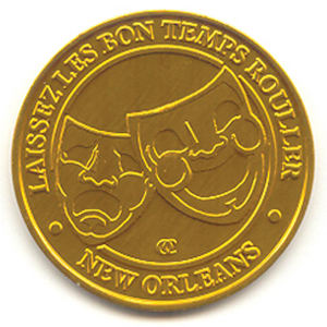Promotional Tokens & Medallions-AN-235