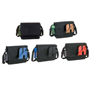 Messenger bag with full