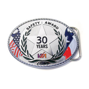 Promotional Belt Buckles-DC-711