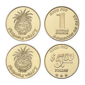 Promotional Tokens & Medallions-GO-480HV