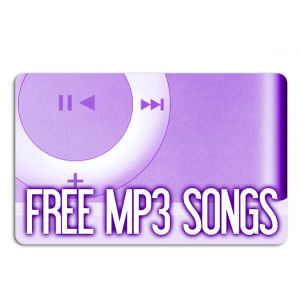 Promotional Music Download Cards-MUSIC-H-01