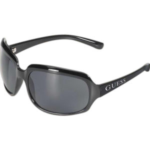 Large black frame sunglasses