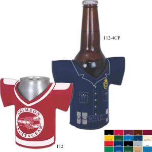 Promotional Beverage Insulators-112-4CP