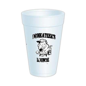 Promotional Foam Cups-FOAM CUPS