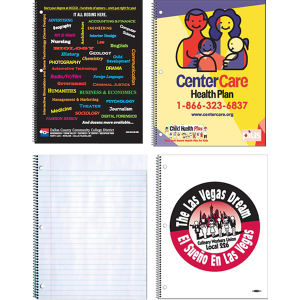 Promotional Journals/Diaries/Memo Books-SBCNC