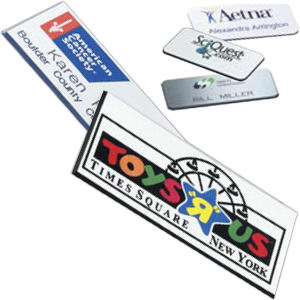 Promotional Name Badges-JK-4601