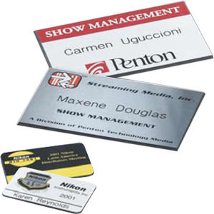 Promotional Name Badges-JK-4602
