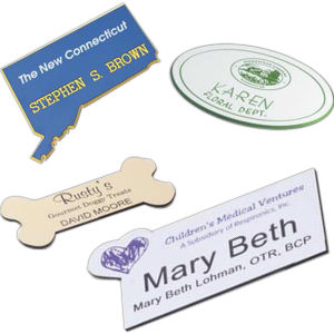 Promotional Name Badges-JK-4603
