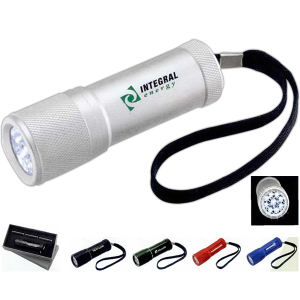 Mars - Aluminum flashlight
