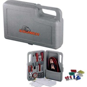 Roadside tool set with