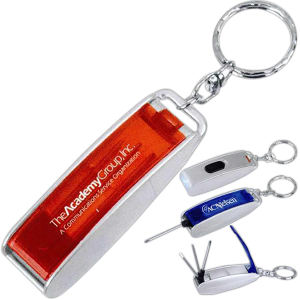 Promotional Multi-Function Key Tags-SM-9386