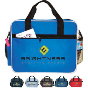 California - Briefcase. Side