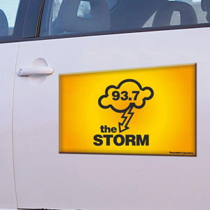 Promotional Sign & Auto Magnets-CS11
