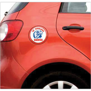 Promotional Sign & Auto Magnets-CS50