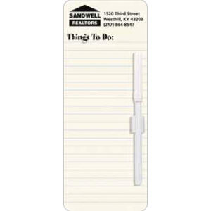 Promotional Wipe Off Memo Boards-LM08