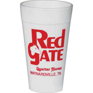 Promotional Foam Cups-20J16