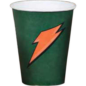 Promotional Paper Cups-12H