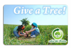 Promotional Pre-paid Phone Cards-TREE-01