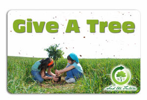 Promotional Pre-paid Phone Cards-TREE-SC-2
