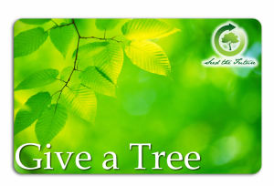 Promotional Music Download Cards-Tree-B-01