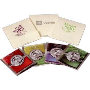 Single gourmet tea packet