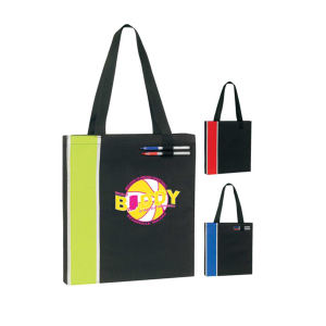 Tote bag with handle.